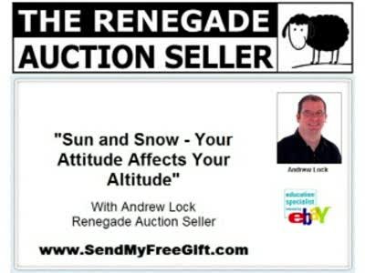 MedicineFilms.com - Sun and Snow - Your Attitude Affects Your Altitude