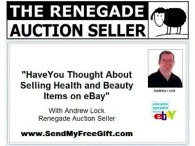 MedicineFilms.com - HaveYou Thought About Selling Health and Beauty Items on eBay