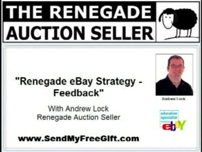 MedicineFilms.com - Renegade eBay Strategy - Feedback.mp3