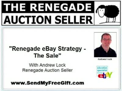 MedicineFilms.com - Renegade eBay Strategy - The Sale