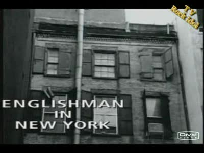 MedicineFilms.com - Sting - Englishman in New York