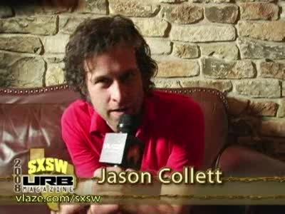 MedicineFilms.com - Jason Collett Interview @ SXSW