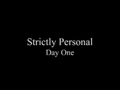 MedicineFilms.com - Strictly Personal