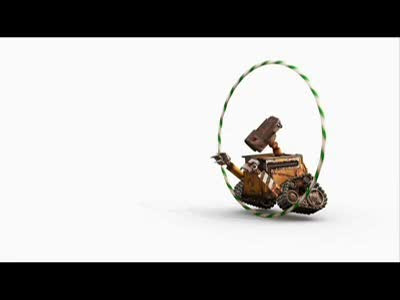 MedicineFilms.com - Wall.E and the Hula Hoop!