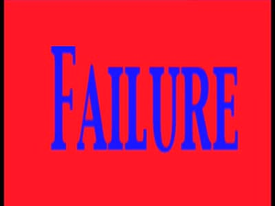 MedicineFilms.com - failure