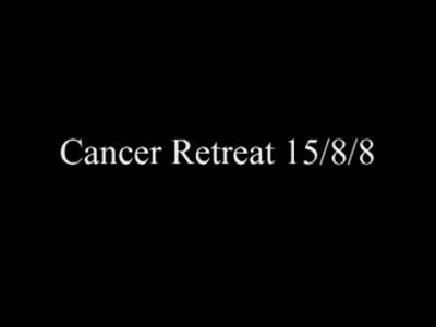 MedicineFilms.com - Cancer Retreat 15/8/8