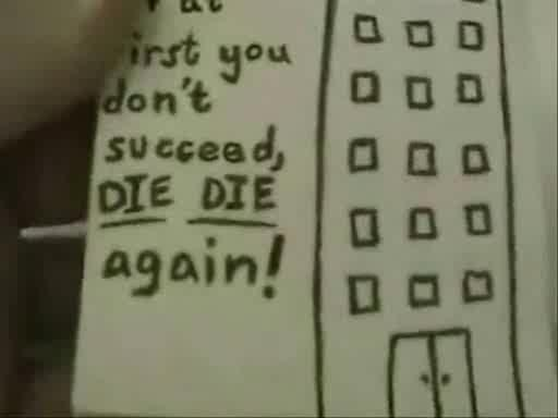 MedicineFilms.com - If at first you don't succeed, DIE DIE again!