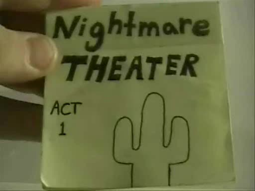 MedicineFilms.com - Nightmare Theater: Act 1