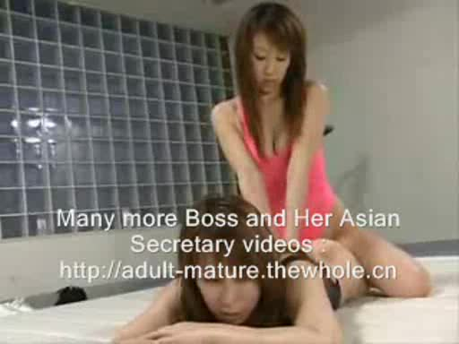 MedicineFilms.com - Boss and Her Asian Secretary Making Out! - Final Chapter
