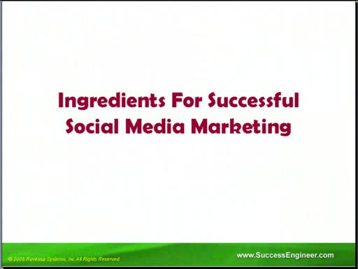 MedicineFilms.com - HOW TO BECOME A SUCCESSFUL SOCIAL MEDIA MARKETER