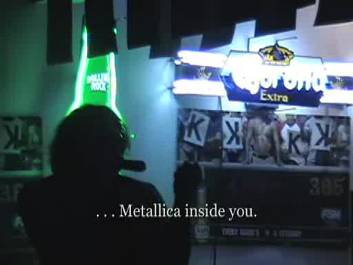 MedicineFilms.com - Metallica Inside You