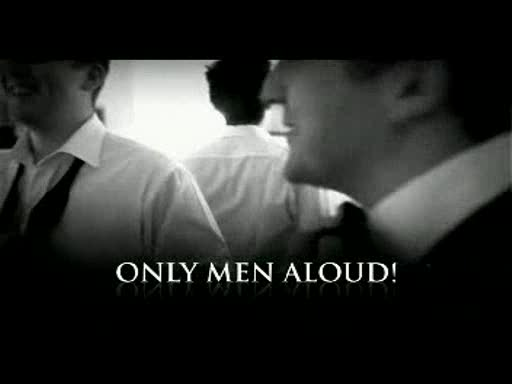 MedicineFilms.com - Only Men Aloud! winners Last Choir Standing 2008 release debut album