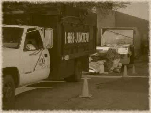 MedicineFilms.com - 1888JUNKTEAM Santa Clara Ca hauling removal cleanup service