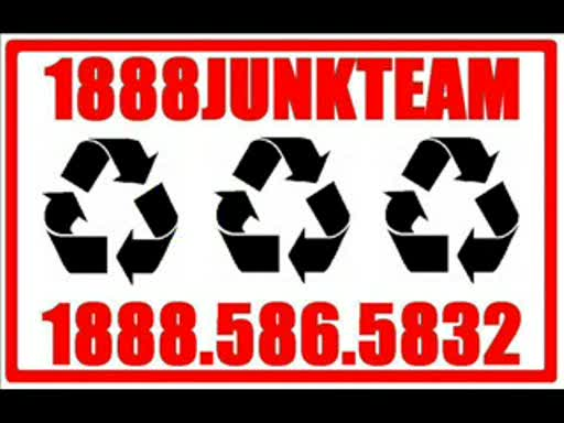 MedicineFilms.com - San Jose junk hauling trash removal service 1888JUNKTEAM
