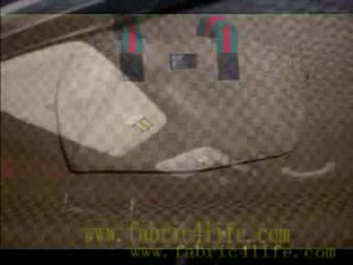 MedicineFilms.com - how to DIY headliner,seatcover  for car interior by designer fabric gucci f