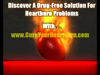 MedicineFilms.com - Find A Drug-Free Solution For Heartburn Problems