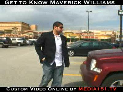 MedicineFilms.com - Getting To Know Maverick Williams Coming Soon Clip