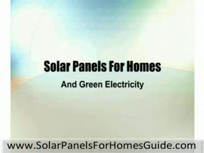 MedicineFilms.com - Solar Panels For Homes - Heating Through Solar Power