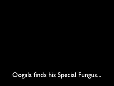 MedicineFilms.com - Oogala finds his Special Fungus.