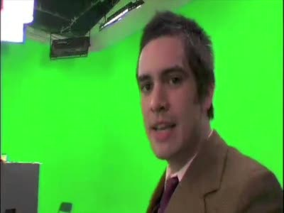 MedicineFilms.com - Brendon Urie as the Reporter - Open Happiness