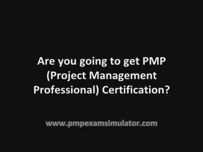 MedicineFilms.com - PMP Certification, PMP Exam Preparation, PMP Courses, PMP Exam Simulation S