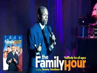 MedicineFilms.com -  Family Hour DVD - Tommy Davidson