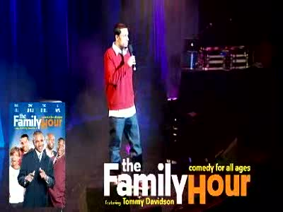 MedicineFilms.com - Family Hour DVD - Kenny Johnson