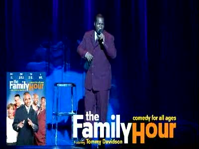 MedicineFilms.com - Family Hour DVD - AJ Jamal