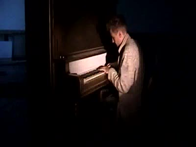 MedicineFilms.com - Jared on piano A