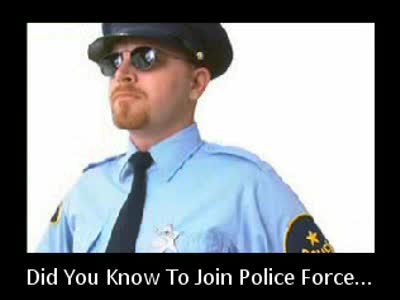 MedicineFilms.com - Insider Information About Police Recruitment Revealed