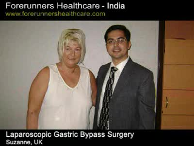 MedicineFilms.com - Obesity cure procedures-Roux-ny-gastric bypass in India