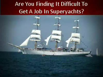 MedicineFilms.com - Getting Jobs On Superyachts Is Made Easy