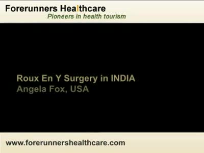 MedicineFilms.com - Roux-gastric-bypass: India provides cost reductions for weight loss