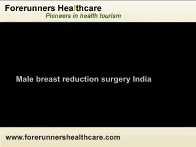 MedicineFilms.com - Male chest reduction surgery in India to cure Gynecomastia