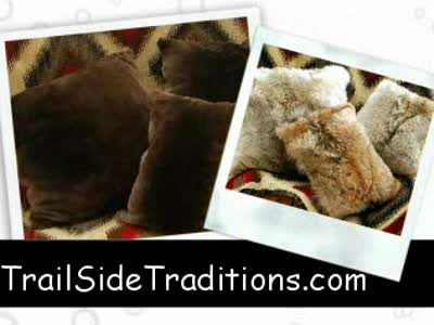 MedicineFilms.com - Fur Blankets For Mild Winter Weather