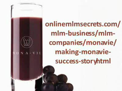 MedicineFilms.com - Truth About The Monavie MLM Business Opportunity