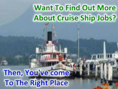 MedicineFilms.com - Best Career Opportunities On Cruise Ships