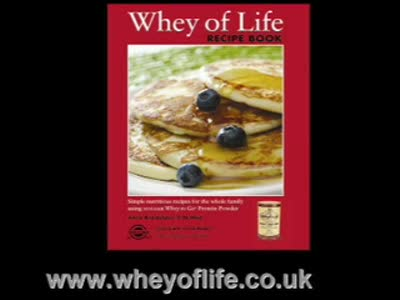 MedicineFilms.com - Whey Protein Recipe Book