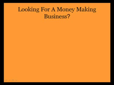 MedicineFilms.com - Money Making Business - Something Different