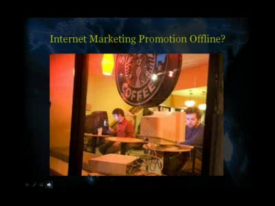 MedicineFilms.com - Internet Marketing Promotion Offline?