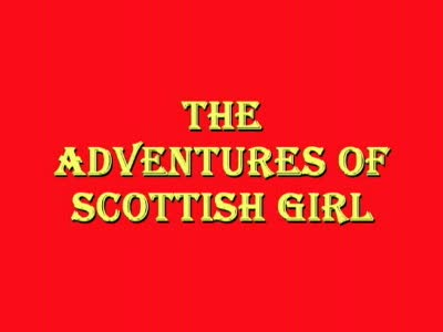MedicineFilms.com - Scottish Girl in