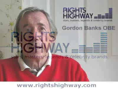 MedicineFilms.com - Gordon Banks Football Hero