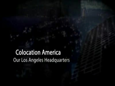 MedicineFilms.com - Colocation America - Los Angeles Colocation