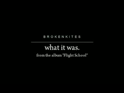 MedicineFilms.com - Brokenkites - What It Was
