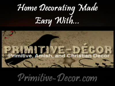 MedicineFilms.com - Primitive Furniture For A New Line Of Home Decor