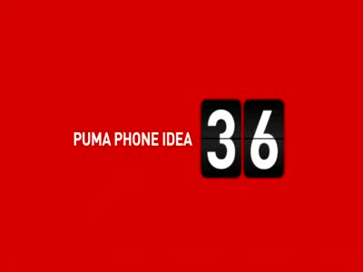 MedicineFilms.com - Use Puma icons - Puma Phone