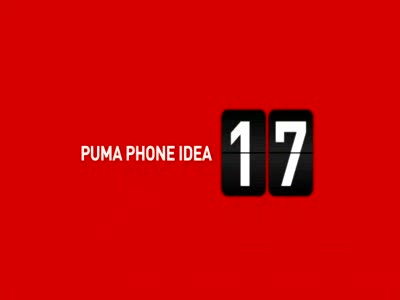 MedicineFilms.com - Puma Phone - Always scratching