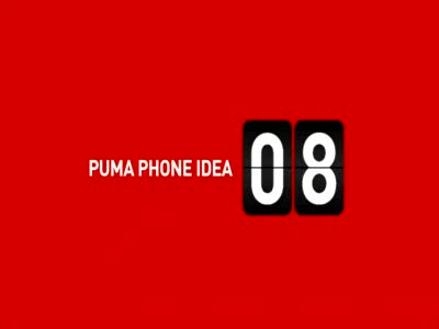 MedicineFilms.com - Puma Phone - Share your pictures