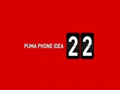 MedicineFilms.com - Puma Phone - Be careful! There's Dylan!