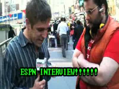 MedicineFilms.com - Larrys ESPN Interview